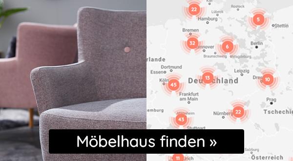 Finde jetzt dein Möbelhaus in der Umgebung zum Probe wohnen